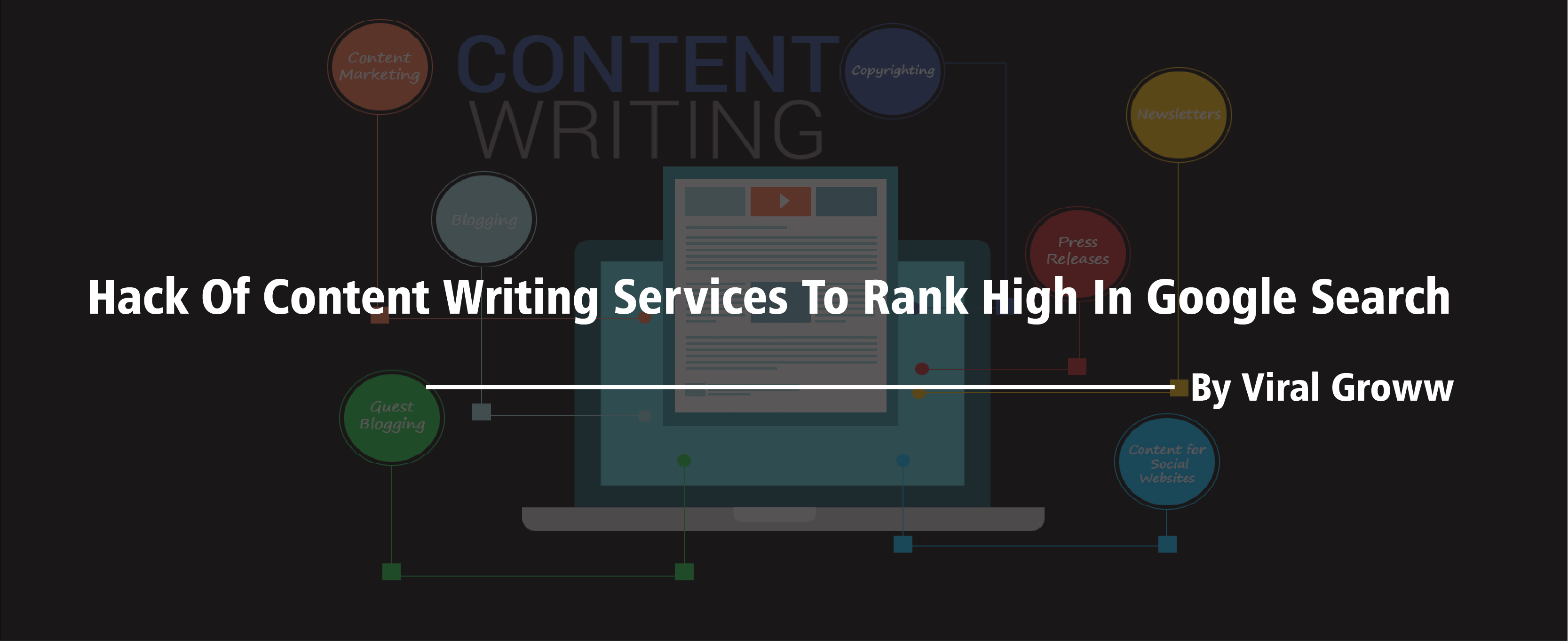 Hack Of Content Writing Services To Rank High In Google Search