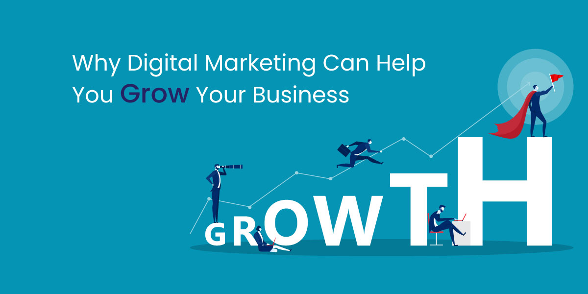How Digital Marketing Can Benefit A Business